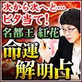 【名都王紅花】◆命運解明占